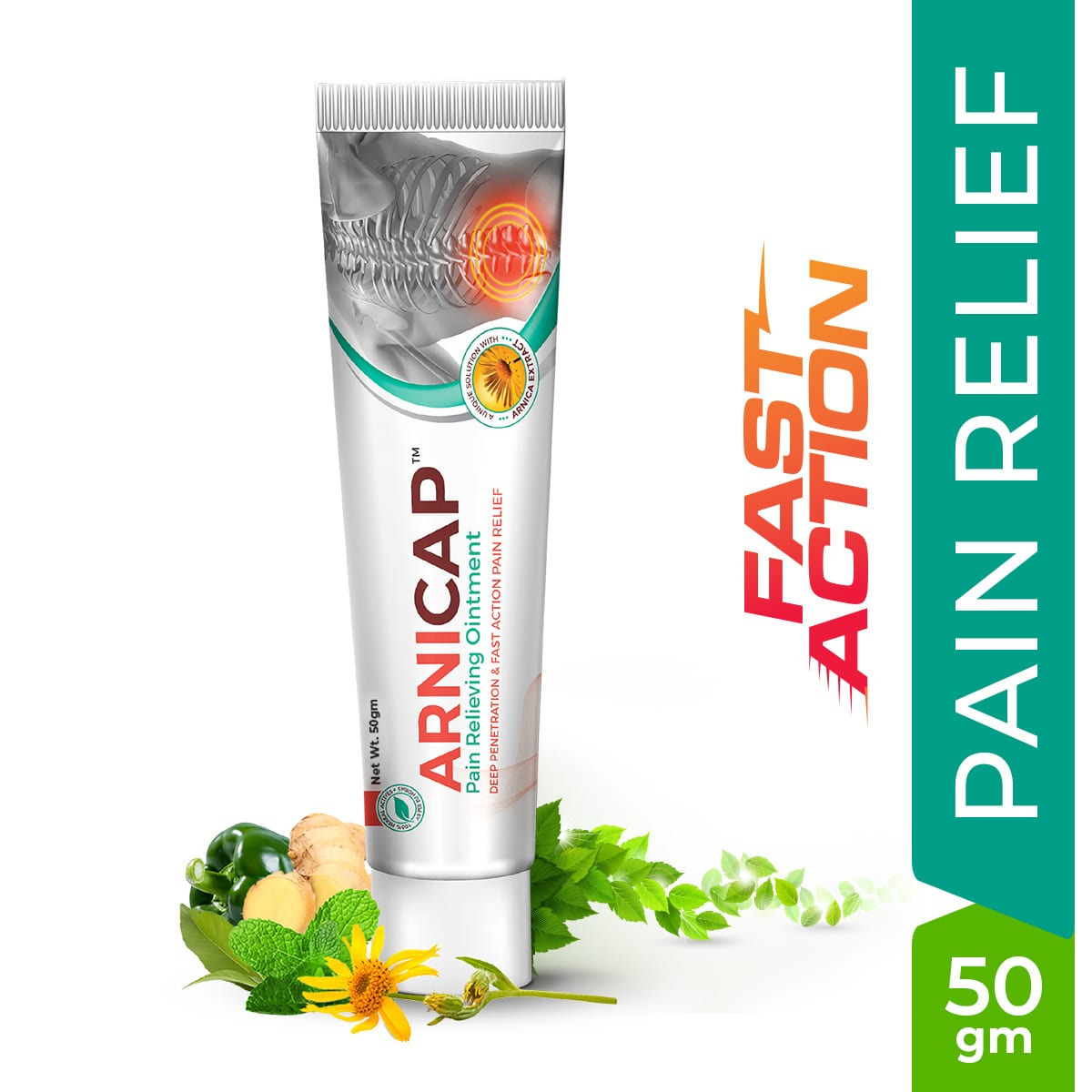 ArniCap – Best Herbal Pain Relieving Ointment