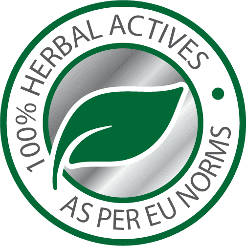 100% Herbal Actives by Green Cure Wellness