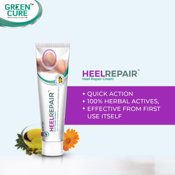 HeelRepair - Best Herbal Cream for Cracked Heels