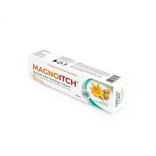 MagnoItch – Best Herbal Anti-Itch Ointment