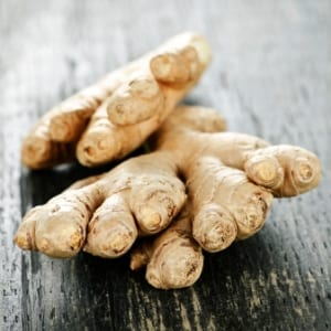 Ginger Green Cure