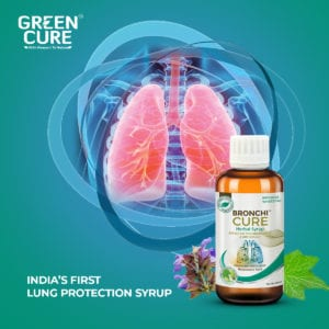 Bronchicure - India's First Lung Protection Syrup